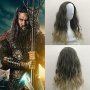 Aquaman fashion wig. - Adilsons