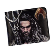Aquaman high quality short wallet. - Adilsons