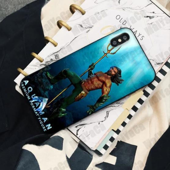 Aquaman phone case for Apple iphone. - Adilsons