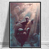 Aquaman pictures for living room. - Adilsons