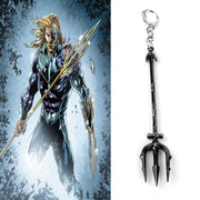 Aquaman stylish keychain. - Adilsons