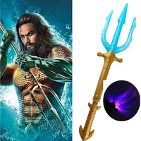 Aquaman toy light sword. - Adilsons