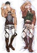 Attack on Titan amazing and high quality body pillow case. - Adilsons