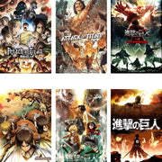 Attack On Titan Canvas stylish decoration - Adilsons