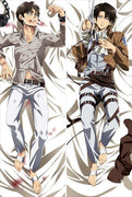 Attack on Titan hight-quality body pillow case. - Adilsons