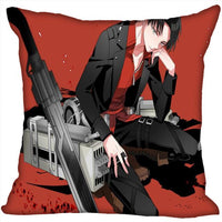 Attack On Titan Levi's pillow Case - Adilsons