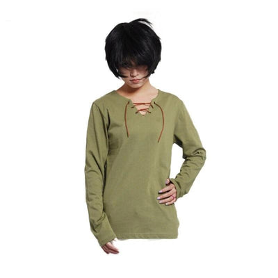 Attack On Titan: Long sleeves coloured t-shirts - Adilsons
