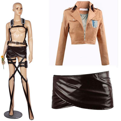 Attack On Titan: Survey Corp Cosplay - Adilsons