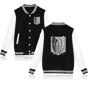 Attack on Titan Survey Corps Jacket - Adilsons