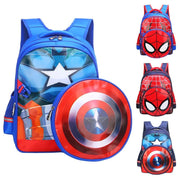 Avengers fashionable backpack. - Adilsons