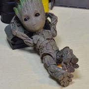 Avengers Groot action figure 26cm. - Adilsons