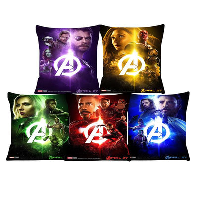Avengers home decorative pillow case. - Adilsons