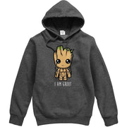 "Avengers ""I am Groot"" hoodies. - Adilsons"