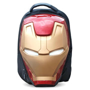 Avengers Iron Man LED backpack. - Adilsons