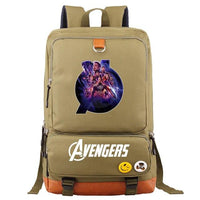 Avengers quality backpack. - Adilsons