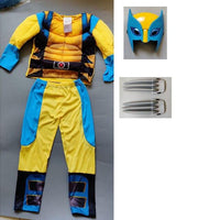 Avengers Wolverine kids costume. - Adilsons