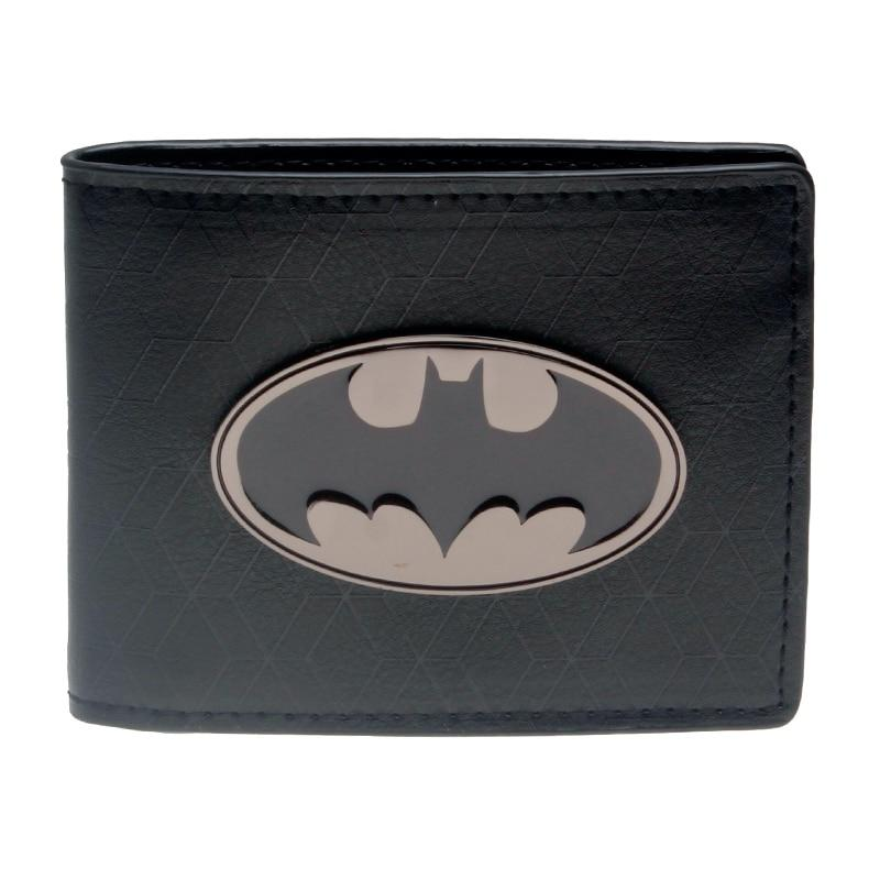 Batman black wallet. - Adilsons