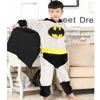 Batman unisex children pajamas. - Adilsons