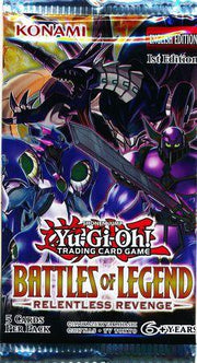 BATTLES OF LEGEND: RELENTLESS REVENGE - Adilsons