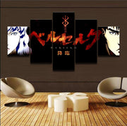 Berserk artwork picture home decor. - Adilsons