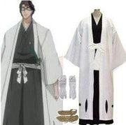 Bleach Captain Aizen Sosuke Cosplay - Adilsons