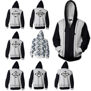 Bleach Captain Hoodies - Adilsons