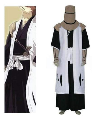Bleach Captain Komamura Cosplay - Adilsons