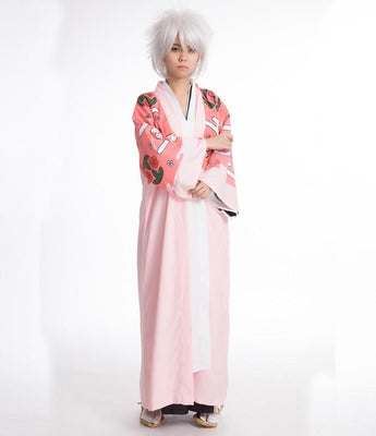 Bleach Captain Shunsui Kyoraku Cosplay - Adilsons