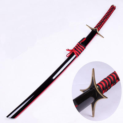 Bleach: Cosplay Red Sword - Adilsons