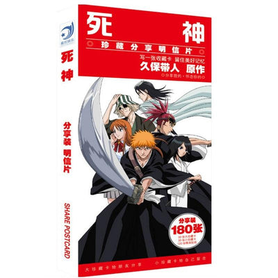Bleach: high-quality, stylish toy 180-pcs set. - Adilsons