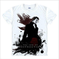 Bleach T-shirt of high-quality a lot of colors and sizes. - Adilsons