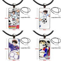 Captain Tsubasa fashion necklace. - Adilsons