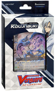 Cardfight Vanguard V - Kouji ibuki Trial Deck - Adilsons