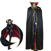 Code Geass Cosplay Lelouch costume. - Adilsons