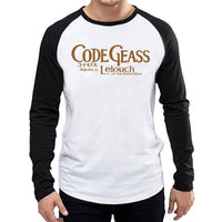 Code Geass Full Sleeve T Shirt. - Adilsons