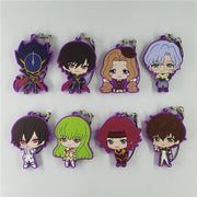 CODE GEASS keychains - Adilsons