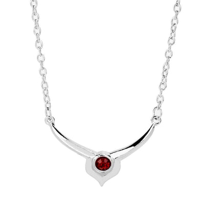 Code Geass Lelouch Lamperouge necklace. - Adilsons