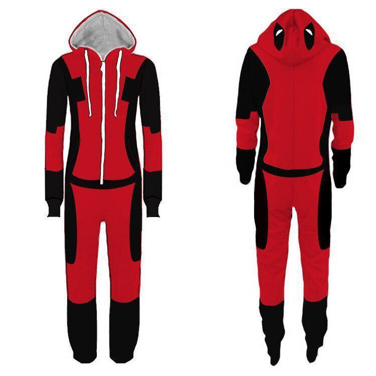 Deadpool adult costume. - Adilsons