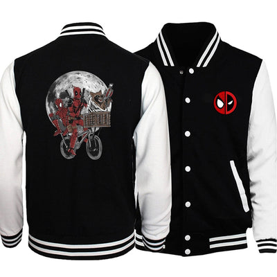 Deadpool bomber jackets. - Adilsons