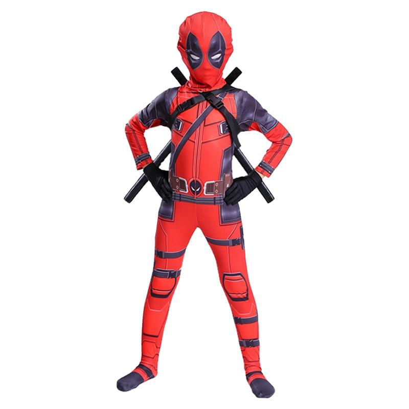 Deadpool costume for kids. - Adilsons
