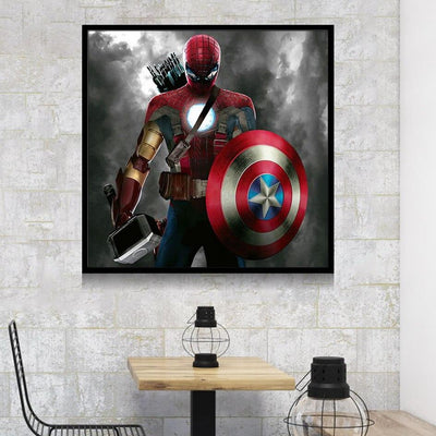 Deadpool decoration pictures. - Adilsons