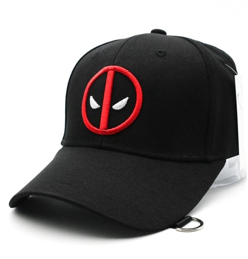 Deadpool fashion baseball cap. - Adilsons