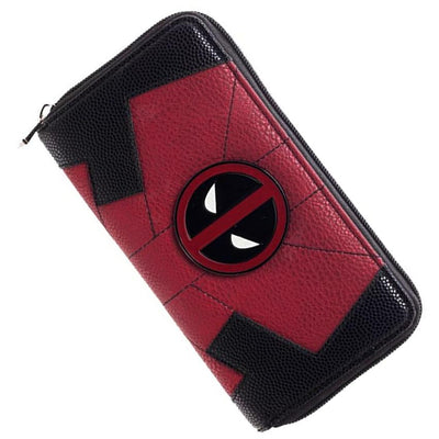 Deadpool fashion long wallet. - Adilsons