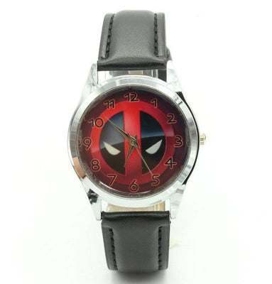 Deadpool fashion watches. - Adilsons