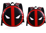 Deadpool fashionable backpacks. - Adilsons