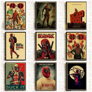 Deadpool high quality poster. - Adilsons