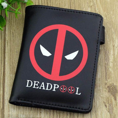 Deadpool short wallet. - Adilsons