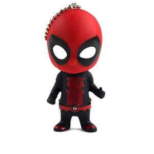 Deadpool stylish keychain. - Adilsons