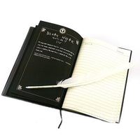Death Note Notebook. - Adilsons