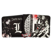 Death Note wallet with coin pocket money bag. - Adilsons